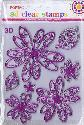 Picture of Clear Stamp 3D Large Flower