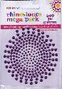 Picture of Rhinestones 240Pk Purple