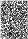 "Picture of Kaiser Embossing Folder Roses 5"" x 7"""