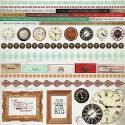 Picture of Antique Bazaar Sticker Sheet