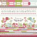 Picture of Secret Garden Sticker Sheet