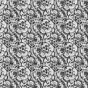Picture of Cottage Rose Specialty Paper Clear Gloss - Lace