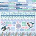 Picture of Mermaid Tails Sticker Sheet