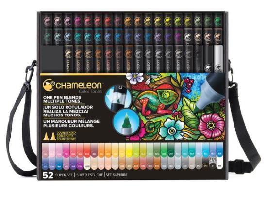 Picture of Chameleon 52 Super Set Case