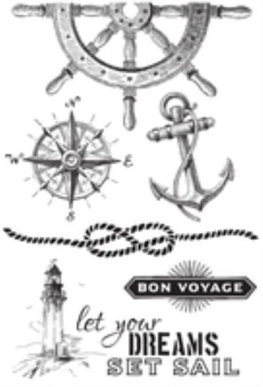 Picture of High TIde Clear Stamp