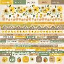 Picture of Golden Grove Sticker Sheet