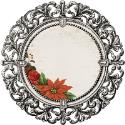 Picture of Letters To Santa Die Cut - Poinsettia Frame