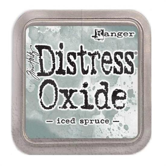 Picture of Distress Oxide Ink Iced Spruce