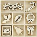 Picture of Kaiser Wooden Flourishes - Dear Santa