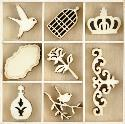 Picture of Kaiser Wooden Flourishes - Pretty