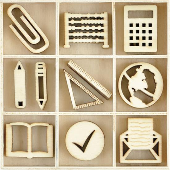 Picture of Kaiser Wooden Flourishes - Classroom
