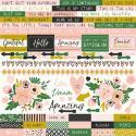 Picture of Fleur Sticker Sheet