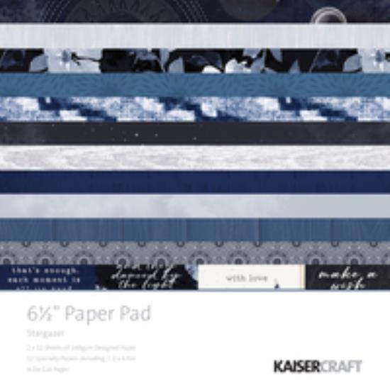 "Picture of Stargazer 6 1/2"" Paper Pad"