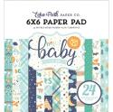 "Picture of Echo Park Hello Baby Boy - 6"" 24 Double Sided Papers"
