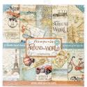 "Picture of Stamperia Around the World 12"" Paper Pad 10Pk"