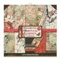 "Picture of Stamperia Oriental Garden 12"" Paper Pad 10Pk"