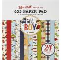 "Picture of Echo Park All Boy - 6"" 24 Double Sided Papers"