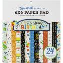 "Picture of Echo Park It's Your Birthday Boy - 6"" 24 Double Sided Papers"