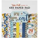 "Picture of Echo Park I Love My Cat - 6"" 24 Double Sided Papers"
