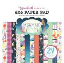 "Picture of Echo Park Mermaid Dreams - 6"" 24 Double Sided Papers"