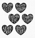Picture of MFT Heart Art Stamp