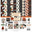 "Picture of Echo Park Trick or Treat - 12"" 12 Double Sided Papers & Sticker Sheet"