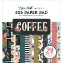 "Picture of Echo Park Coffee - 6"" 24 Double Sided Papers"