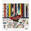 "Picture of Echo Park Pirate Tales - 12"" 12 Double Sided Papers & Sticker Sheet"