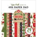 "Picture of Echo Park My Favorite Christmas 6"" 24 Double Sided Papers"
