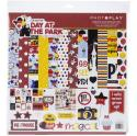 "Picture of PhotoPlay Another Day At The Park - 12"" 12 Double Sided Papers & Sticker Sheet"