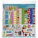 "Picture of PhotoPlay Aloha - 12"" 12 Double Sided Papers & Sticker Sheet"