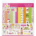 "Picture of PhotoPlay Birthday Girl Wishes - 12"" 12 Double Sided Papers & Sticker Sheet"
