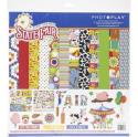 "Picture of PhotoPlay State Fair - 12"" 12 Double Sided Papers & Sticker Sheet"