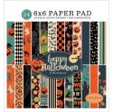 "Picture of Carta Bella Happy Halloween 6"" 24 Double Sided Papers"