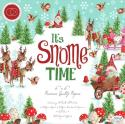 """Picture of Craft Consortium Double Sided Paper Pad 6"""" 40 Sheets - It's Snome Time"""