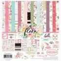 "Picture of Carta Bella Flora No. 3 - 12"" 12 Double Sided Papers & Sticker Sheet"