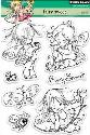 Picture of Penny Black Clear Stamps 6 1/2in x 5in - FAIRY SWEET