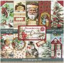 """Picture of Stamperia Classic Christmas  12"""" Paper Pad 10Pk"""